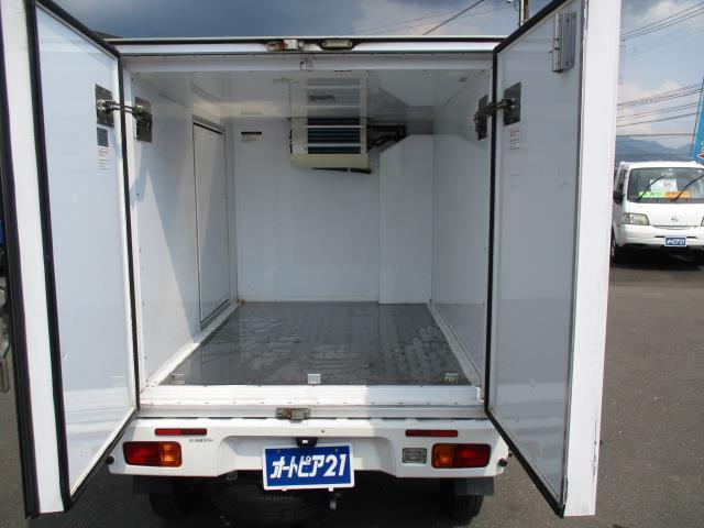 -22℃冷蔵冷凍車 東プレ冷凍機搭載 1WAY(5枚目)