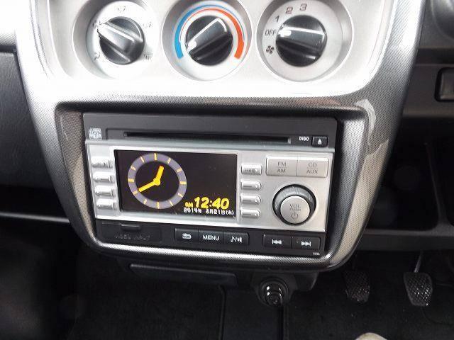 G CD バックカメラ キーレス 4WD付(11枚目)