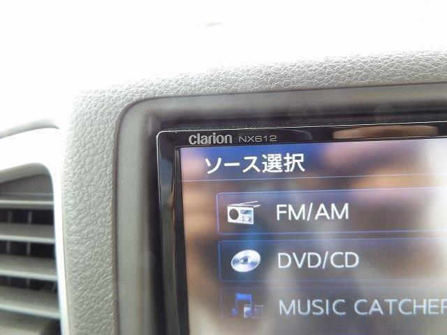 X ナビ 地デジ バックカメラ(15枚目)