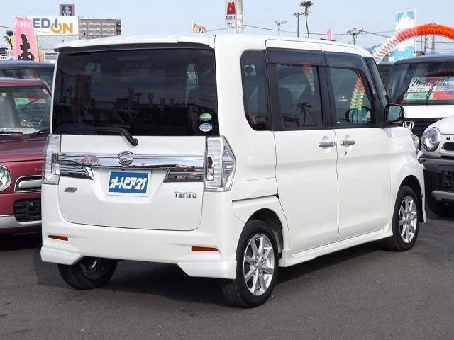 「ダイハツ」「タント」「コンパクトカー」「宮崎県」の中古車3