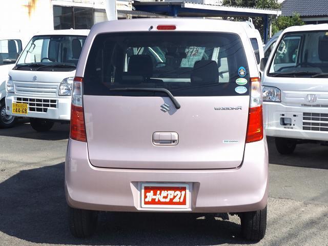 FX ナビ 地デジ エコアイドリング シートヒーター ブレーキアシスト付(4枚目)