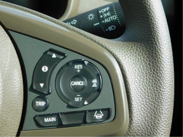 Lホンダセンシング 走行4600km 純正ナビTV バックカメラ ETC オートリトラミラー クルーズコントロール 運転席シートヒーター(16枚目)