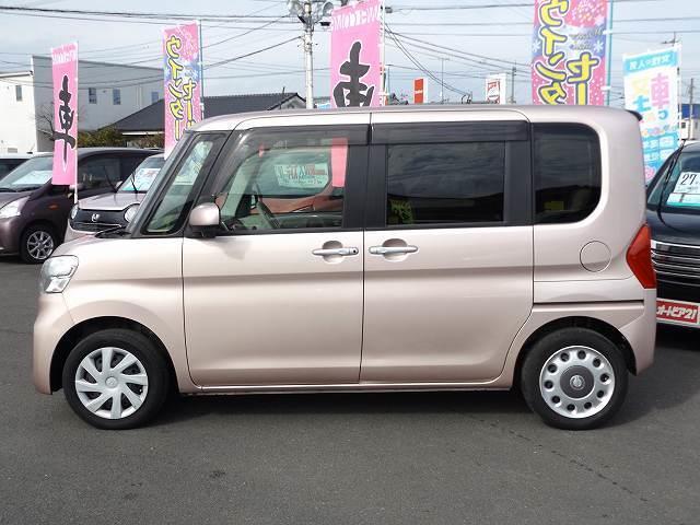 「ダイハツ」「タント」「コンパクトカー」「宮崎県」の中古車5