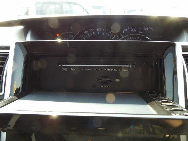 カスタムX SAII ナビ 地デジ 左側パワースライドドア エコアイドリング バックカメラ付(17枚目)