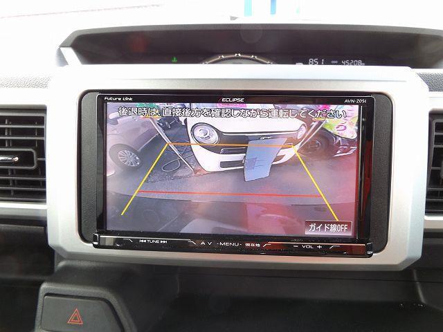 X SA ナビ 地デジ バックカメラ LEDヘッドライト エコアイドリング付(14枚目)