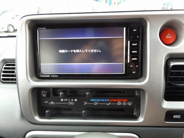 デッキバン GL 4WD ナビ フルセグ ETC アルミホイール付(13枚目)