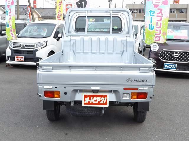 スタンダードSAIIIt エアコン パワステ 4WD LEDライト AMFMラジオ付(4枚目)
