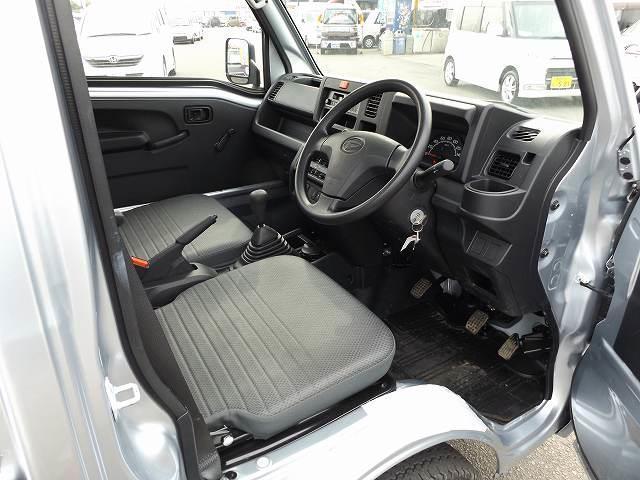 スタンダードSAIIIt エアコン パワステ 4WD LEDライト AMFMラジオ付(9枚目)