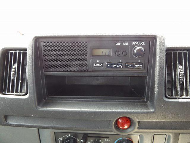 DX エアコン パワーステアリング AMFMラジオ エアバック付(10枚目)