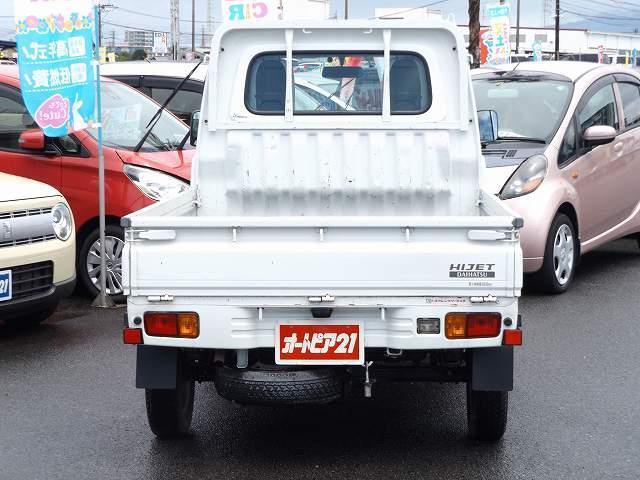 エアコン・パワステ スペシャル 4WD ETC AMFMラジオ レンタUP(4枚目)