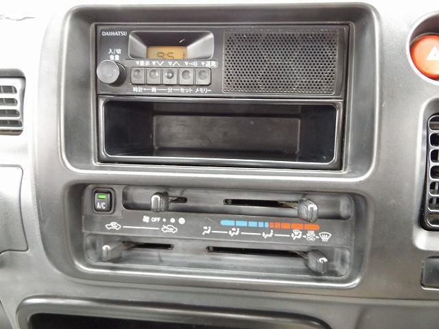 農用スペシャル エアコン パワステ 4WD 作業灯 ラジオ付(13枚目)