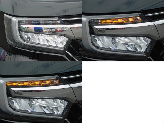G・Lホンダセンシング 車線維持支援システム・追突軽減ブレーキ・誤発進抑制機能・クルコン・ETC・両側電動スライド・オートリトラミラー・シーケンシャルウィンカー・LEDヘッド・USBジャック・純正14インチAW(14枚目)