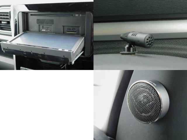 カスタムX SA ナビ TV CD DVD SD BluetoothAudio 左側電動スライドドア 衝突軽減機能 前方誤発進抑制機能 アイドリングストップ 純正14インチアルミホイール 車検整備付 プッシュスタート(4枚目)