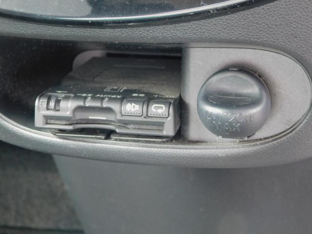カスタムX SA ナビ TV CD DVD SD BluetoothAudio 左側電動スライドドア 衝突軽減機能 前方誤発進抑制機能 アイドリングストップ 純正14インチアルミホイール 車検整備付 プッシュスタート(7枚目)