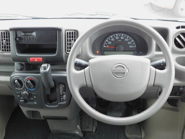 DX 走行39500km AT車オートギアシフト 2nd発進 キーレス リアスモーク貼り ABS 車検整備付(2枚目)