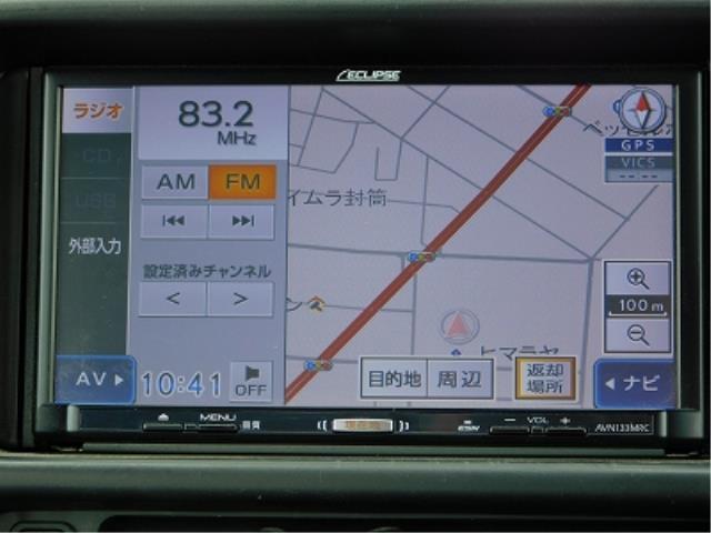 スペシャル イクリプス ナビ CD ETC AT車 ABS 車検整備付(14枚目)
