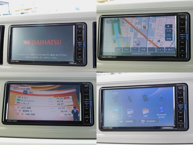 G SAIII 純正ナビ TV DISC BluetoothAudio ステアリングリモコン 全方位モニター コーナーセンサー 前席シートヒーター アイドリングストップ 衝突警報 衝突回避支援ブレーキ 車線逸脱(4枚目)