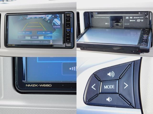 G SAIII 純正ナビ TV DISC BluetoothAudio ステアリングリモコン 全方位モニター コーナーセンサー 前席シートヒーター アイドリングストップ 衝突警報 衝突回避支援ブレーキ 車線逸脱(6枚目)