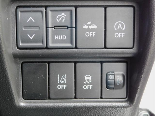 ハイブリッドXG クラリオン CD 衝突軽減ブレーキ 車線逸脱警報装置 ヘッドアップディスプレイ アイドリングストップ 助手席シートアンダーボックス シートヒーター プッシュスタート スマートキー2ケ 走行18150(16枚目)