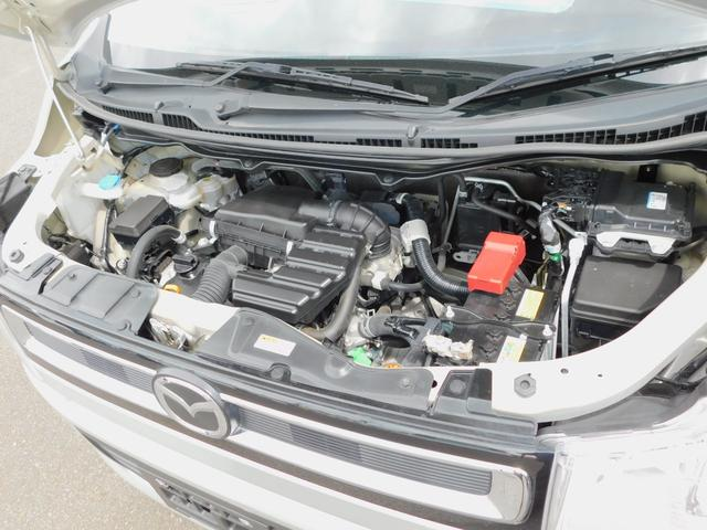 ハイブリッドXG クラリオン CD 衝突軽減ブレーキ 車線逸脱警報装置 ヘッドアップディスプレイ アイドリングストップ 助手席シートアンダーボックス シートヒーター プッシュスタート スマートキー2ケ 走行18150(25枚目)