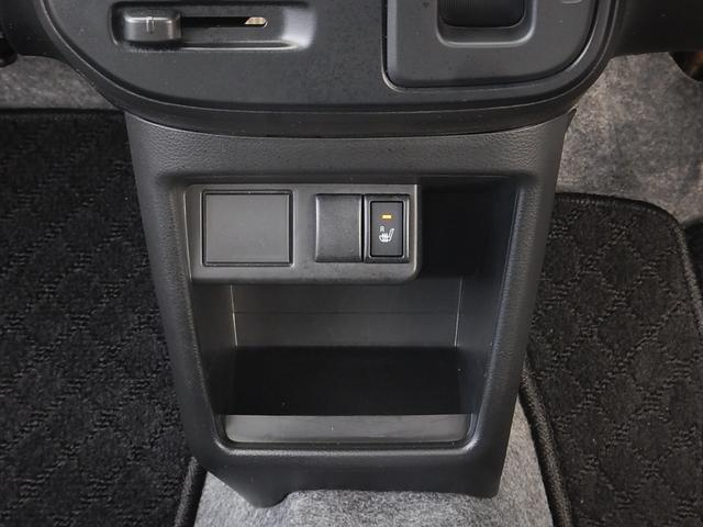 L 純正CD エネチャージ アイドリングストップ 走行12200km 運転席シートヒーター キーレス 車検整備付 シートヒーター(13枚目)