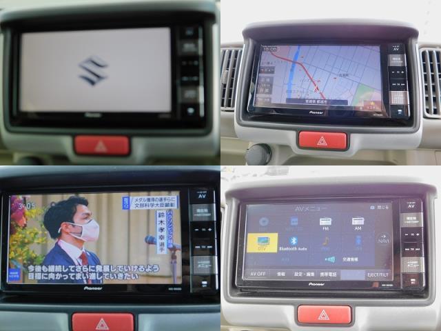 PZターボ 純正ナビ TV CD DVD BluetoothAudio ステアリングリモコン ETC 左側電動スライドドア レーダーブレーキ 純正14インチアルミ プッシュスタート スマートキー(9枚目)