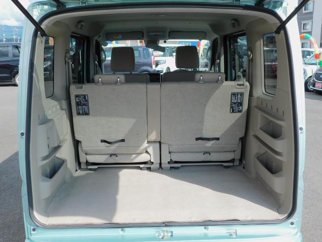 PZターボ 純正ナビ TV CD DVD BluetoothAudio ステアリングリモコン ETC 左側電動スライドドア レーダーブレーキ 純正14インチアルミ プッシュスタート スマートキー(17枚目)