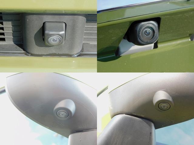 Gターボ ターボ車 クルーズコントロール 衝突軽減ブレーキ クリアランスソナー 全方位モニター用カメラ ガラスルーフ ルーフレール メッキパック 純正15インチアルミ 前席シートヒーター 走行50km(24枚目)