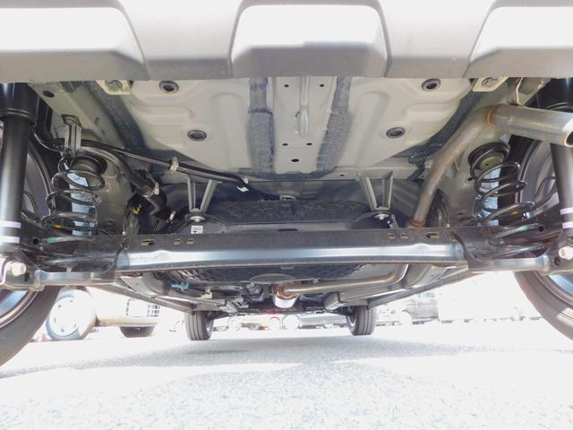Gターボ ターボ車 クルーズコントロール 衝突軽減ブレーキ クリアランスソナー 全方位モニター用カメラ ガラスルーフ ルーフレール メッキパック 純正15インチアルミ 前席シートヒーター 走行50km(25枚目)