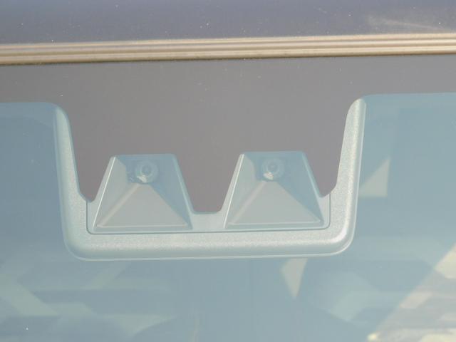 Gターボ ターボ車 クルーズコントロール 衝突軽減ブレーキ クリアランスソナー 全方位モニター用カメラ ガラスルーフ ルーフレール メッキパック 純正15インチアルミ 前席シートヒーター 走行50km(26枚目)