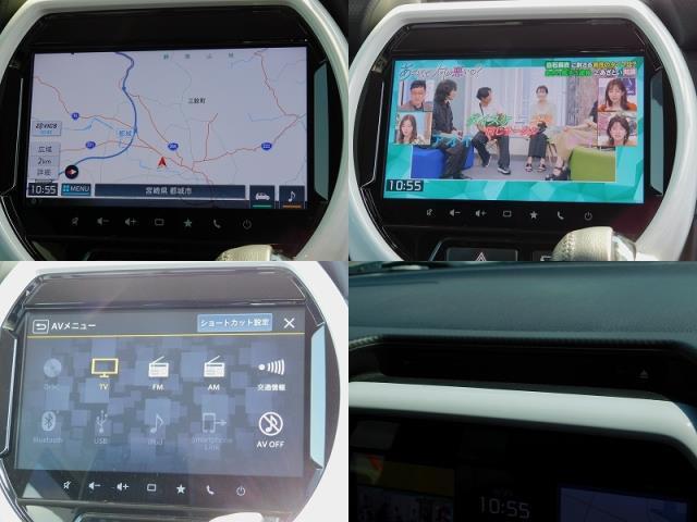 ハイブリッドX 純正9インチナビ TV DISC BluetoothAudio 全方位モニター ドラレコ 前席シートヒーター 純正15インチアルミ ETC 衝突軽減ブレーキ ソナー 車線逸脱装置(12枚目)
