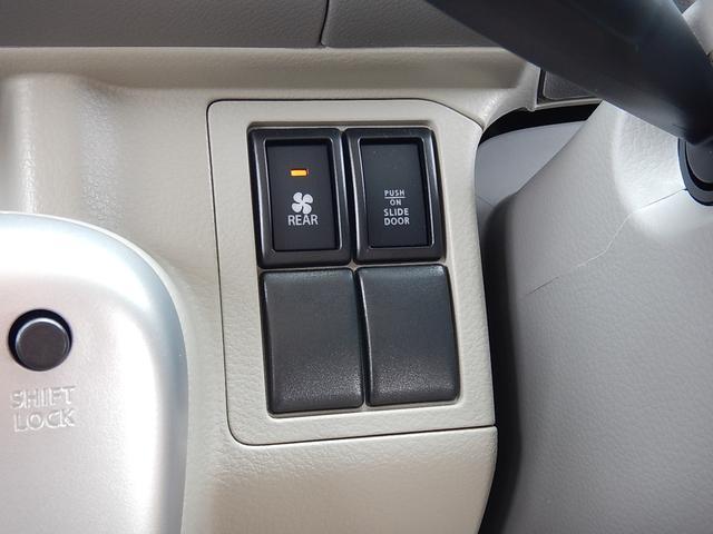 スズキ エブリイワゴン PZターボ 片側電動 社外Mナビ Pスタート レーダーB