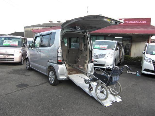 車椅子仕様車 スローパー Pスタート CD ウインチ福祉車両(7枚目)