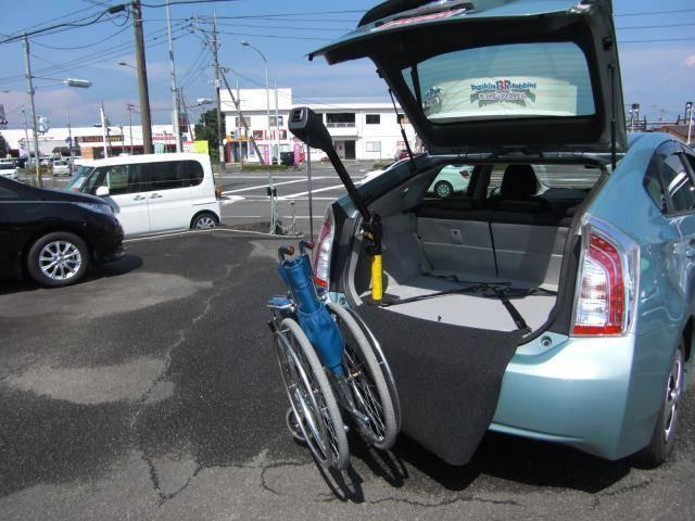 トヨタ プリウス 助手席リフトアップシートBタイプ