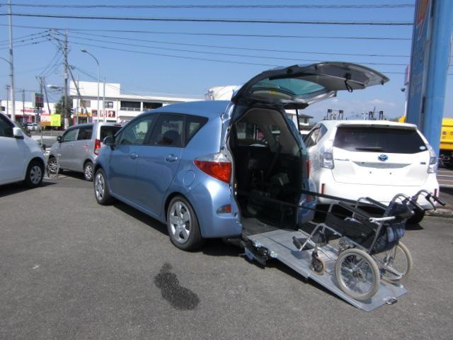 トヨタ ラクティス G スローパー タイプII