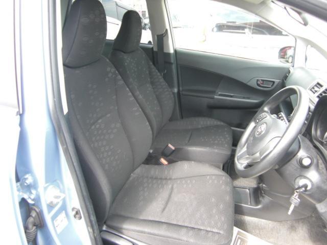 トヨタ ラクティス X 車いす仕様車 タイプI