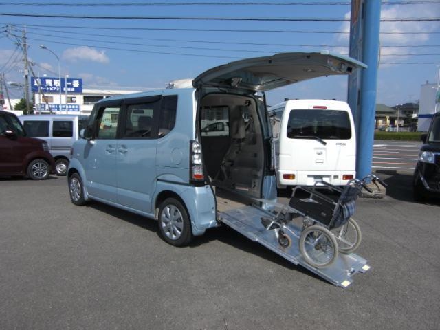 G スローパー  車いす仕様車 福祉車両(8枚目)