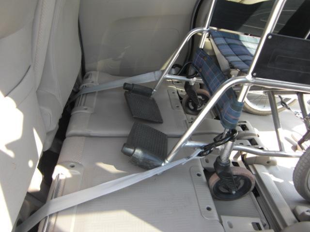 G スローパー  車いす仕様車 福祉車両(10枚目)