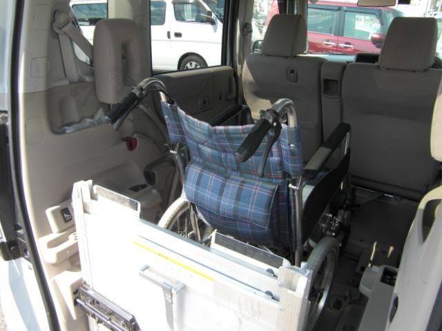 G スローパー  車いす仕様車 福祉車両(12枚目)