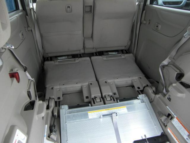 G 車いす仕様車 スローパー ウインチ 純正CD 福祉車両(2枚目)