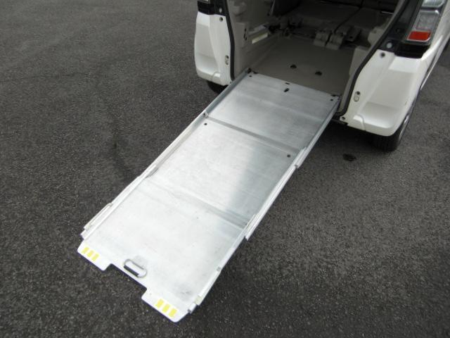 G 車いす仕様車 スローパー ウインチ 純正CD 福祉車両(3枚目)