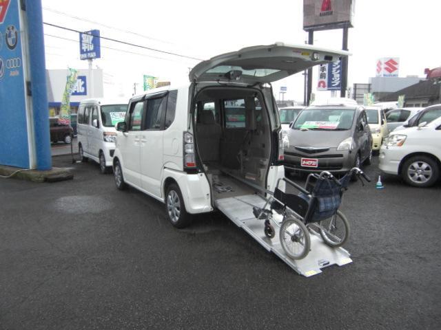 G 車いす仕様車 スローパー ウインチ 純正CD 福祉車両(7枚目)