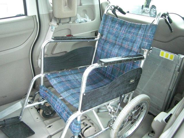 G 車いす仕様車 スローパー ウインチ 純正CD 福祉車両(11枚目)