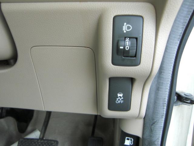 G 車いす仕様車 スローパー ウインチ 純正CD 福祉車両(18枚目)