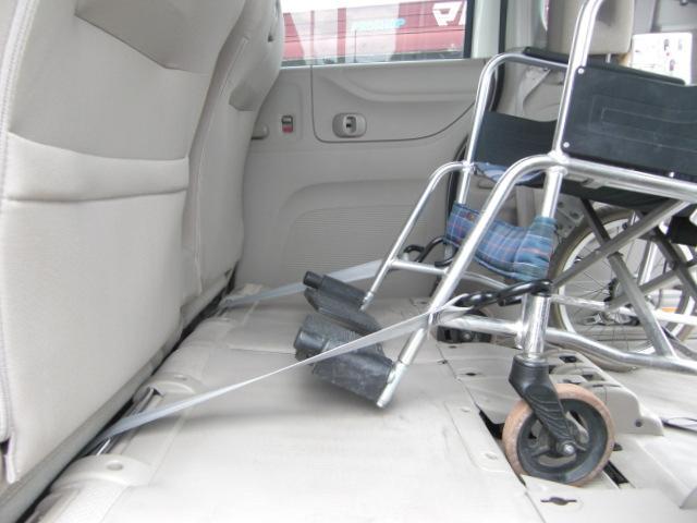 G スローパー 車いす仕様車 純正CD ウインチ 福祉車両(10枚目)