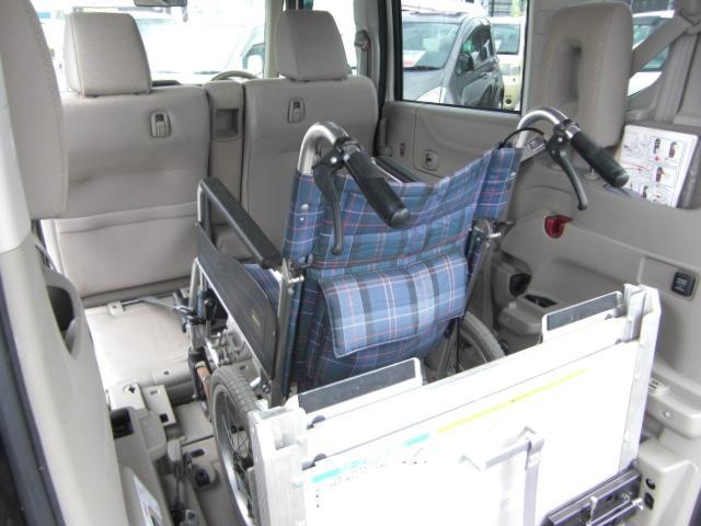 G スローパー 車いす仕様車 純正CD ウインチ 福祉車両(12枚目)