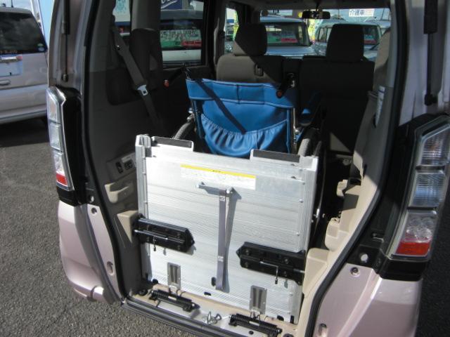 G 車いす仕様車 ウインチ CDラジオ キーレス 福祉車両(12枚目)