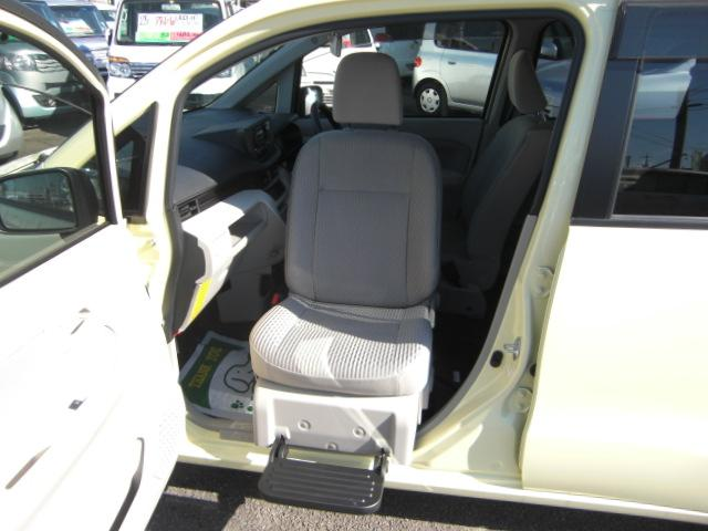 L フロントシートリフト エコアイドル CD 福祉車両(4枚目)