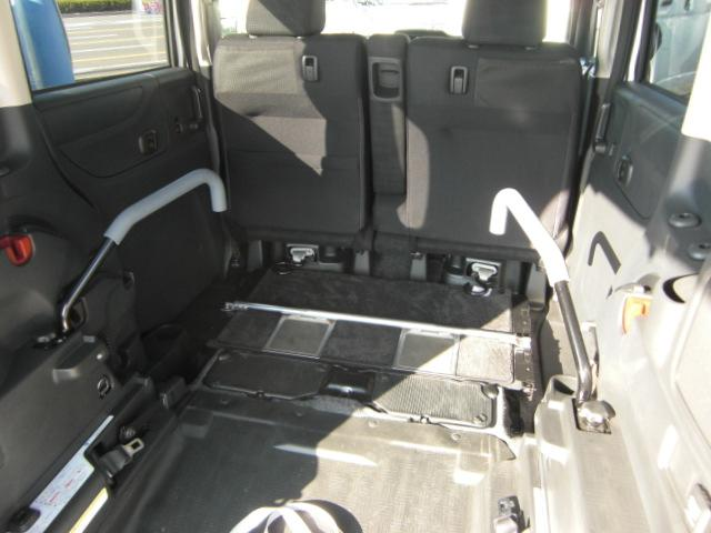 G 車いす仕様車 3人乗 CD キーレス ウインチ 福祉車両(4枚目)
