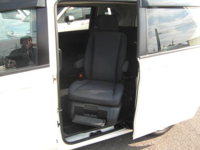 X サイドリフトアップシート 左パワスラ キーレス 福祉車両(4枚目)